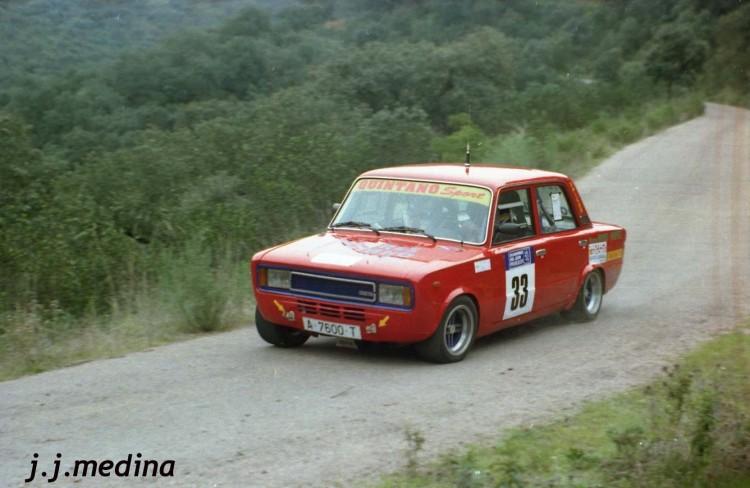 Rallye ciudad de sevilla 1997 y algo m s la p gina de for Medina motors pueblo co