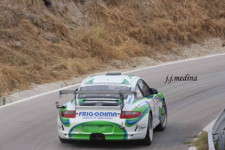 José Antonio Aznar,Porsche 911 GT3