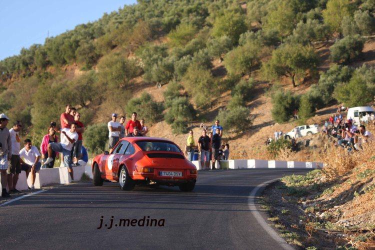 Ildefonso García-Miguel Ángel García, Porsche 911