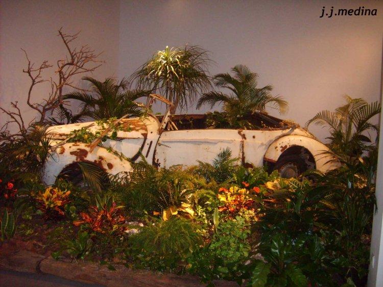 """""""Esperanza"""". Museo del Automóvil de Málaga"""