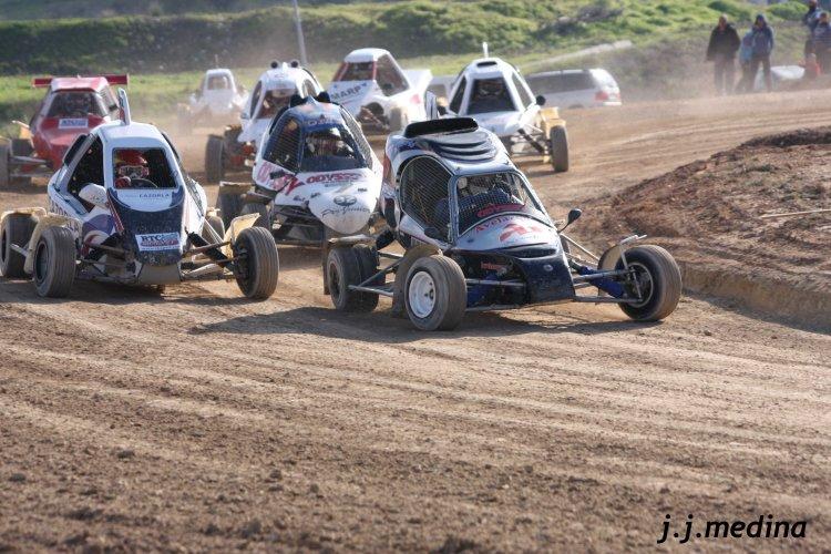 VII Autocross de Lucena