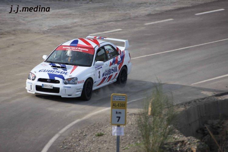 Juan Ángel Ruiz- José Antonio González, Subaru Impreza STI