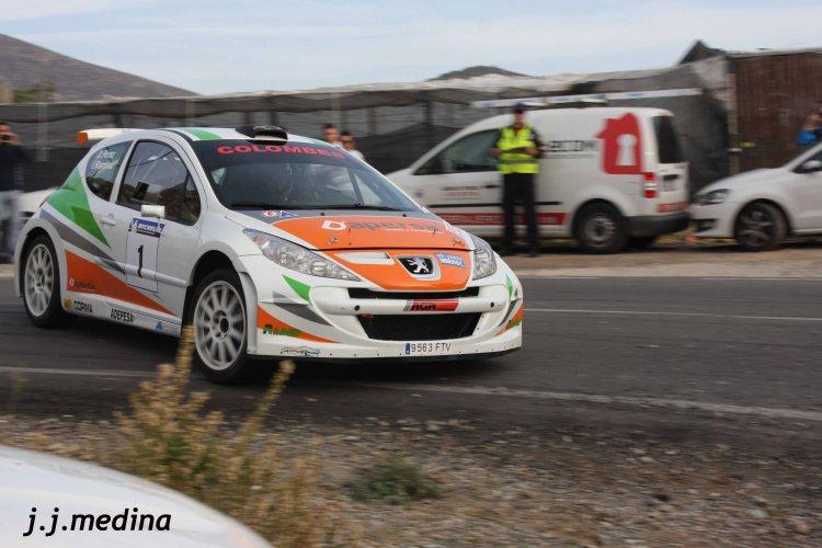 David Pérez-Ignacio Ramírez, Peugeot 207 S2000