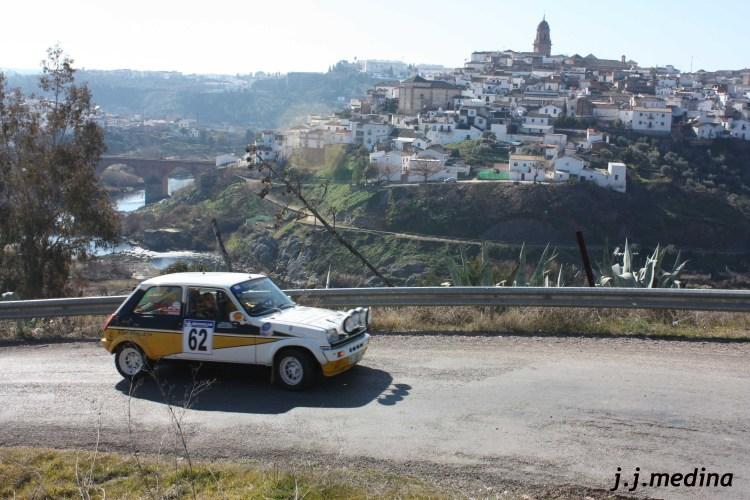 Montoro. I Rallye Sierra Morena Clásicos