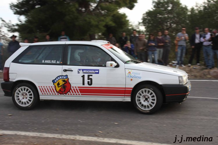 Francisco Alabarce-Miguel Ángel Ruiz, Fiat Tipo 16v