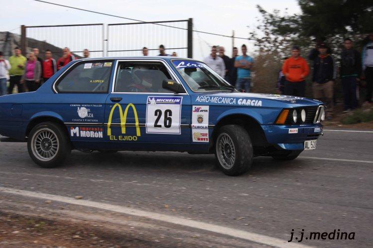 Manuel Fuentes-Antonio B. López, BMW 323i