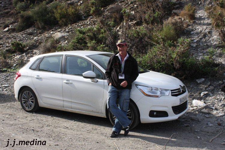 Jomel Alcaide, Citroën C4