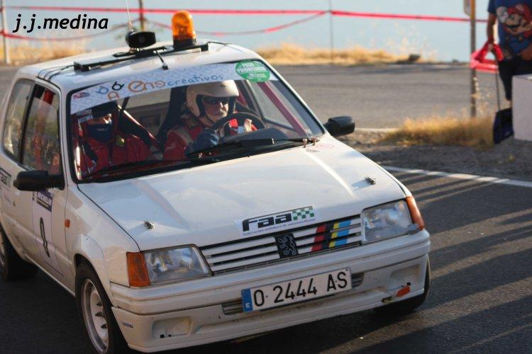 Francisco Melero, Rallye Sierra de Cádizi
