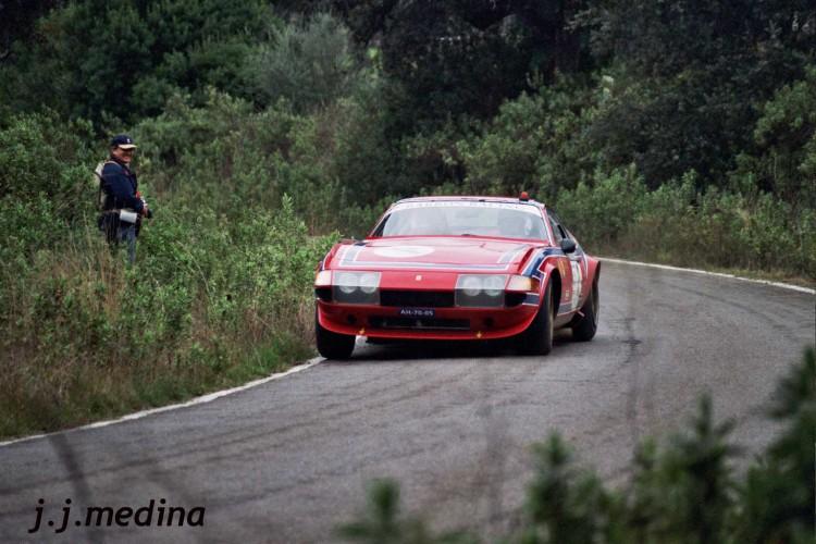 Tramo Posadas Ferrari 308