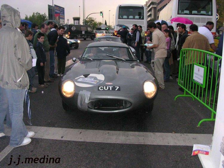 Jaguar E Type, llegada a Córdoba