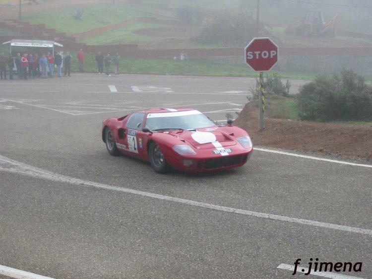 Tramo Lagar, Ford GT 40