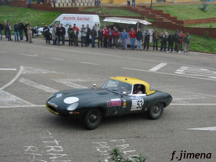 Tramo  Lagar, Jaguar E Type