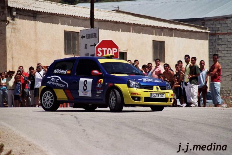 Francisco Moreno-Rafael Marchena, Renult Clio Sport