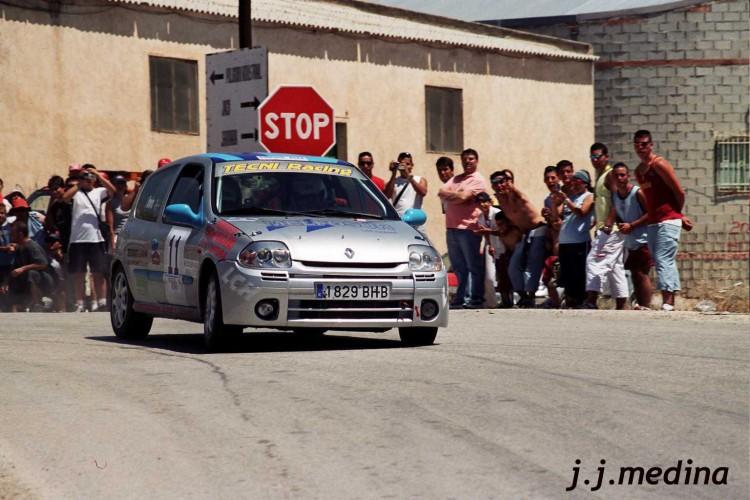 José Manuel Solera-Ignacio Ramírez, Renault Clio Sport