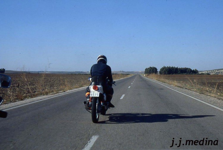 En ruta hacia Jerez