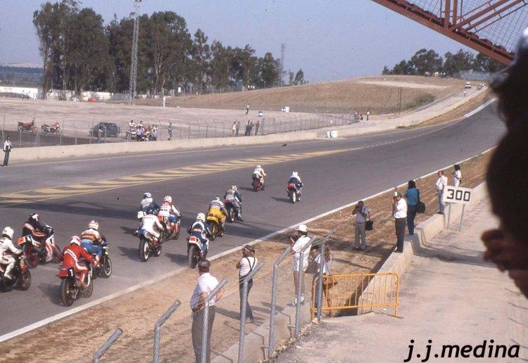 Salida ( Horas de Jerez 1986