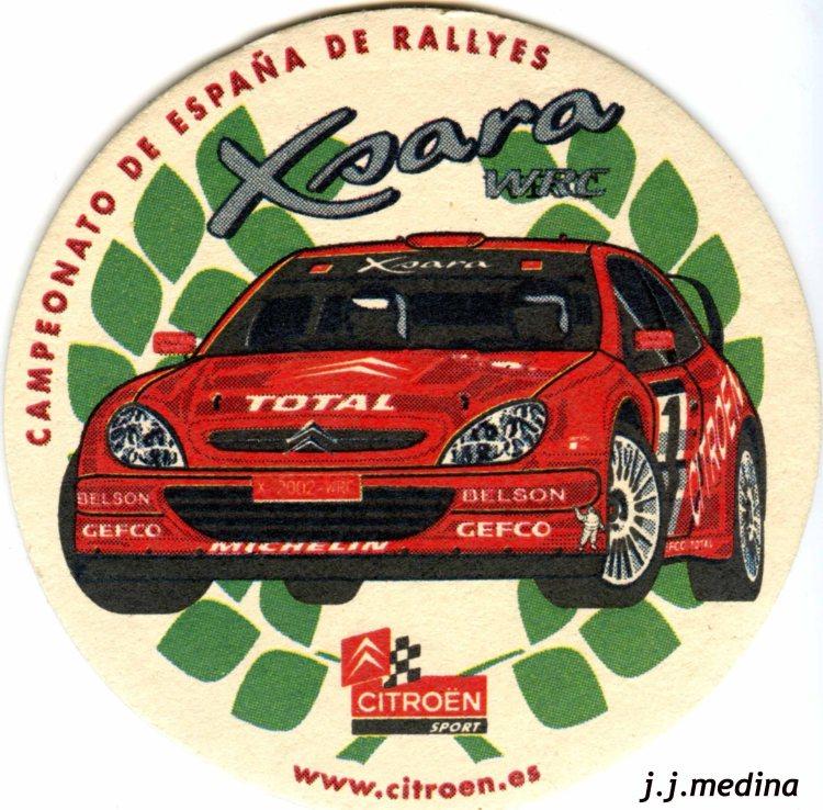 Posavasos Citroën