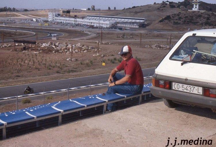 Circuito de Jerez 1986