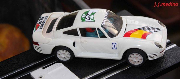 Porsche 959 de Scalextrico coche 0 copia