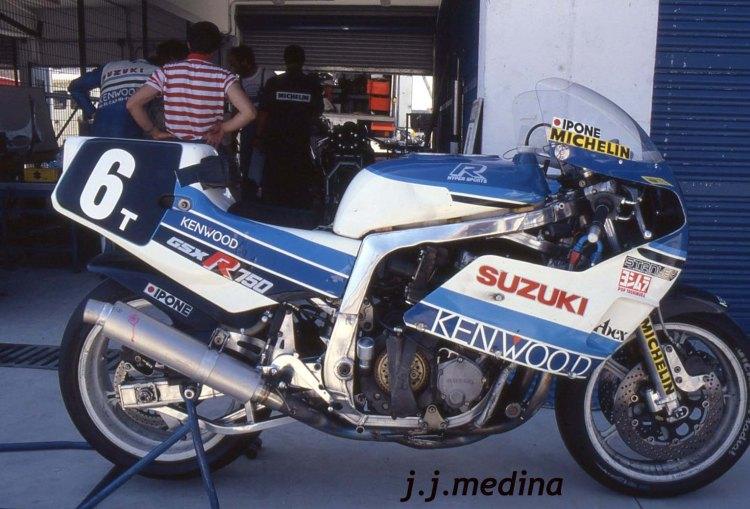 Suzuki de Moineau-Le Bihan