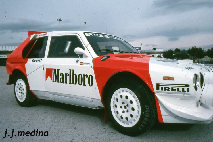 Lancia Delta S4 Jolly Club