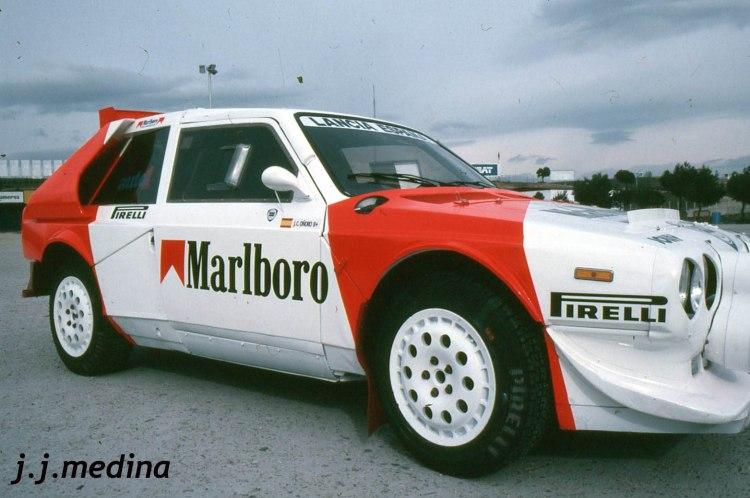 Lancia Delta S4 Jolly Club