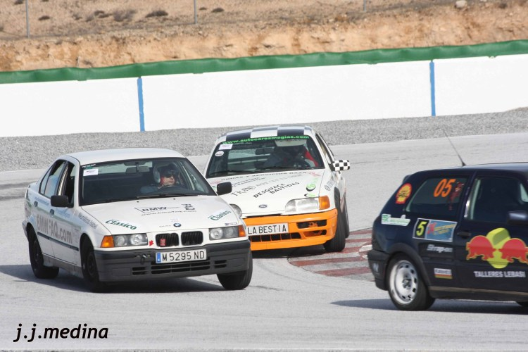 BMW 320i y Ford Sierra