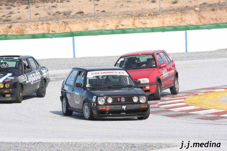 Volkswagen Golf MK2, BMW 318 i, VW Golf Mk3
