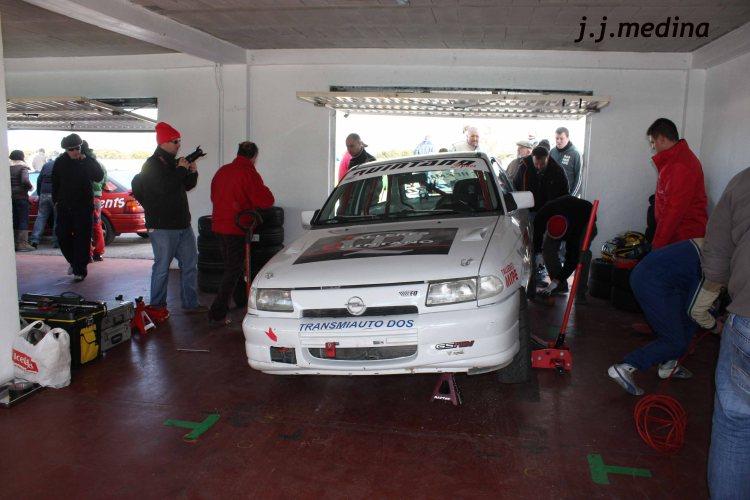 Revisando Opel Astra Gsi