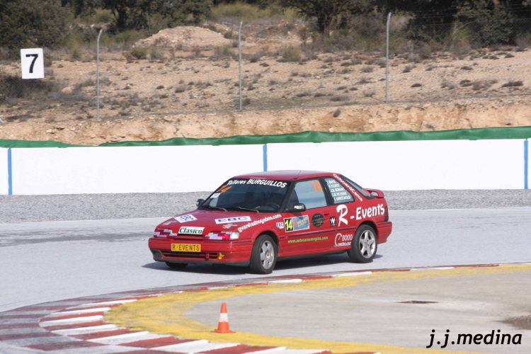 Rover 216 GTi de R Events