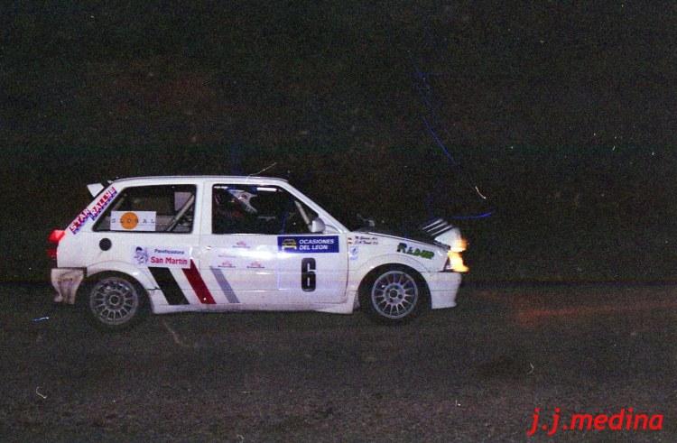 José Antonio Teruel- Manuel García (Citroën AX Sport)