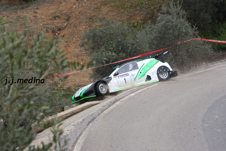Antonio de los Ríos, Silver Car