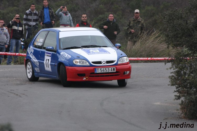 Gabriel Cabello, Citroën Saxo VTS