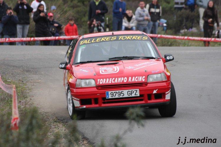 Andrés Pastor, Renault Clio 16v