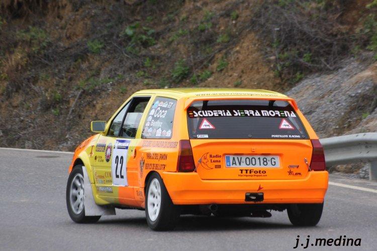 Juan Jesús  Coca , Citroën AX GTI