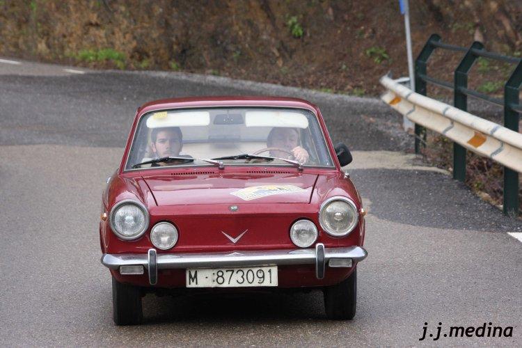 José de Miguel-Alvaro de Miguel, Seat 850 Sport Coupé