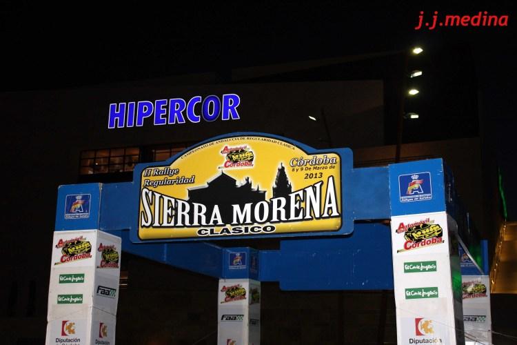 II Rallye Sierra II Rallye Sierra Morena Clásico