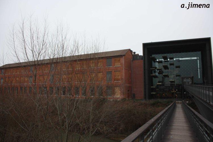 Exterior del Museo de Mulhouse