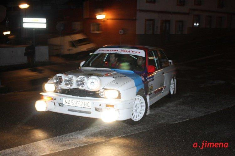 Juan Ramón Prregrina -Rafael Sánchez,BMW325