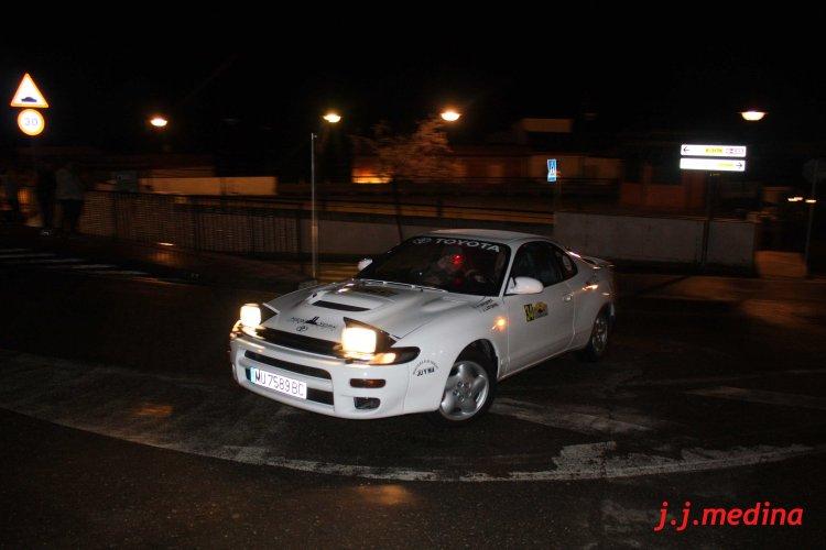 Jesús Emilio Latorre-Jesús Latorre, Toyota Celica
