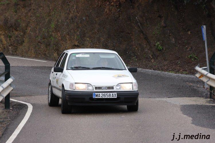 José Moreno-Sebastián Sánchez, Ford Sierra 2.0