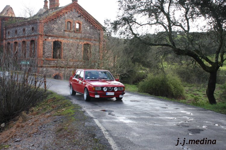 Juan Megías-Jesús Gijóm, Alfa Romeo Giulietta