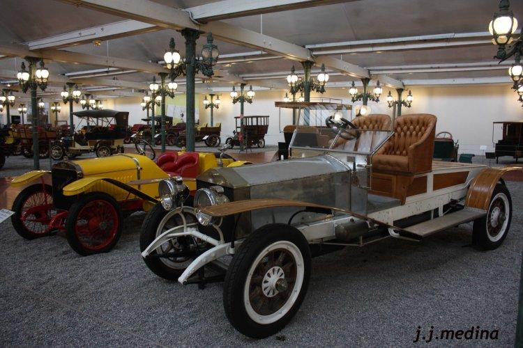 Rolls Royce Landalulet e Hispano Suiza Alfonso XIII