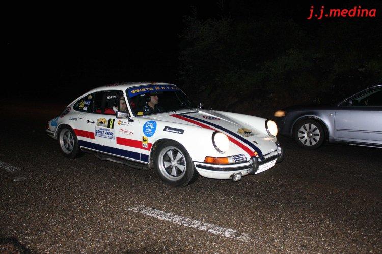 Antonio Bartolessis-José Ángel Adán, Porsche 911