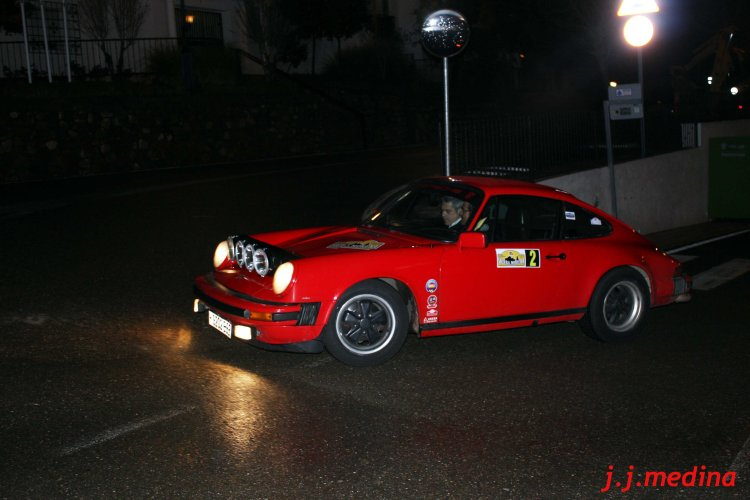 Miguel García-Fernando Saeta, Porsche 911 SCopia