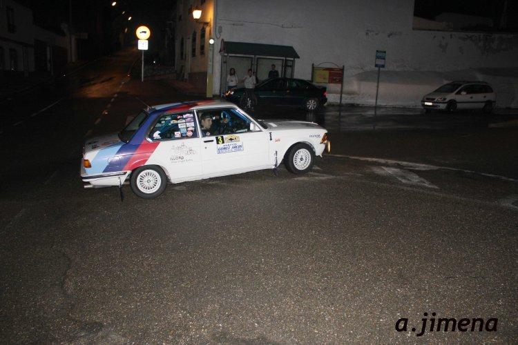 Francisco Javier Rldán-Javier Roldán, BMW 323i