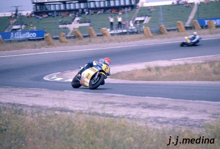 Randy Mamola, Suzuki 500