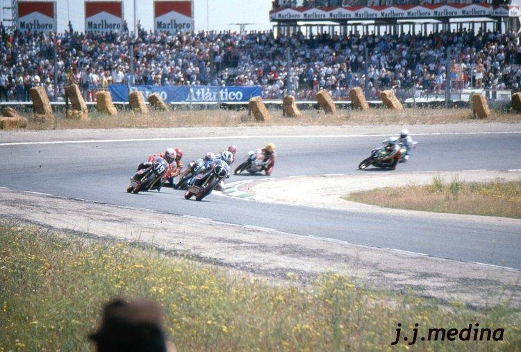 1ª  vuelta carrera 125