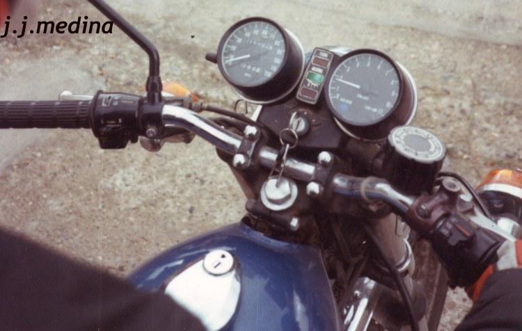 Cuadro instrumentos Kawasaki KZ 400