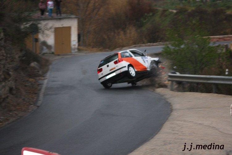 Golpe Seat Ibiza 1.8 T